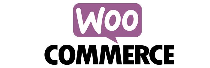 Grafik mit dem Schriftzug WooCommerce